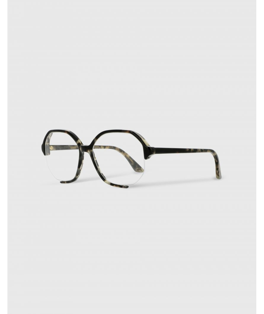 Oversized optical frames in acetate