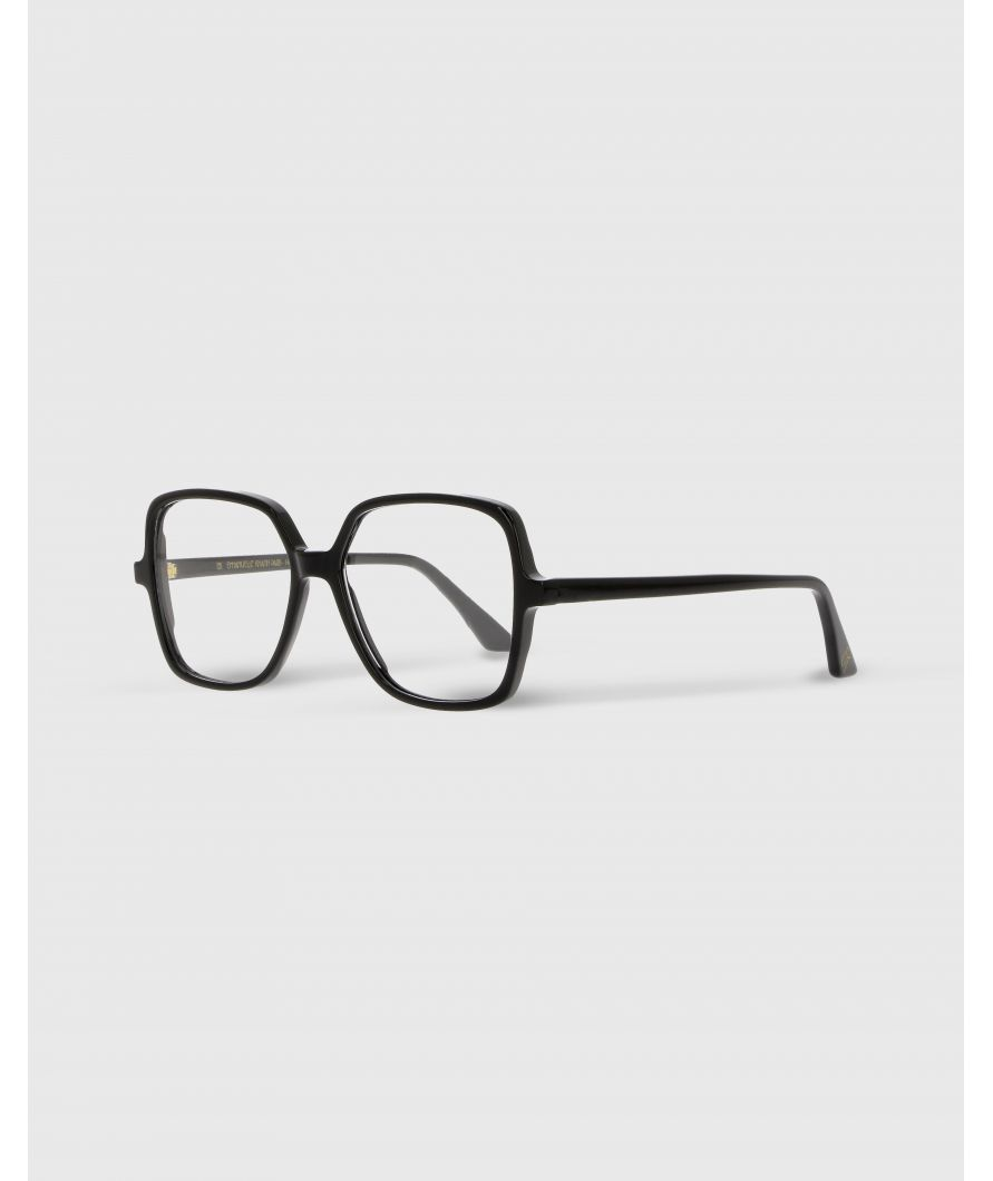 Square optical frames in acetate