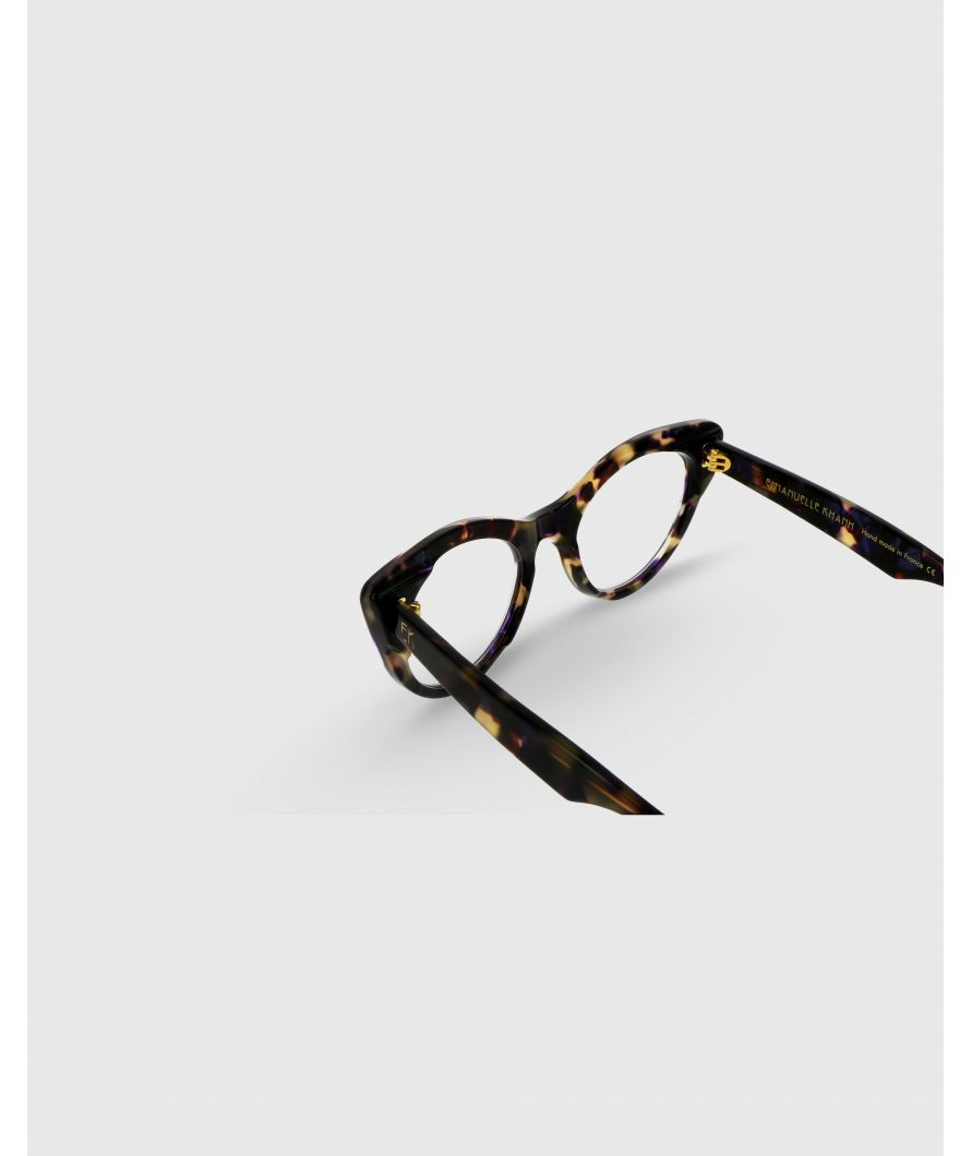 Cateye optical frames in acetate