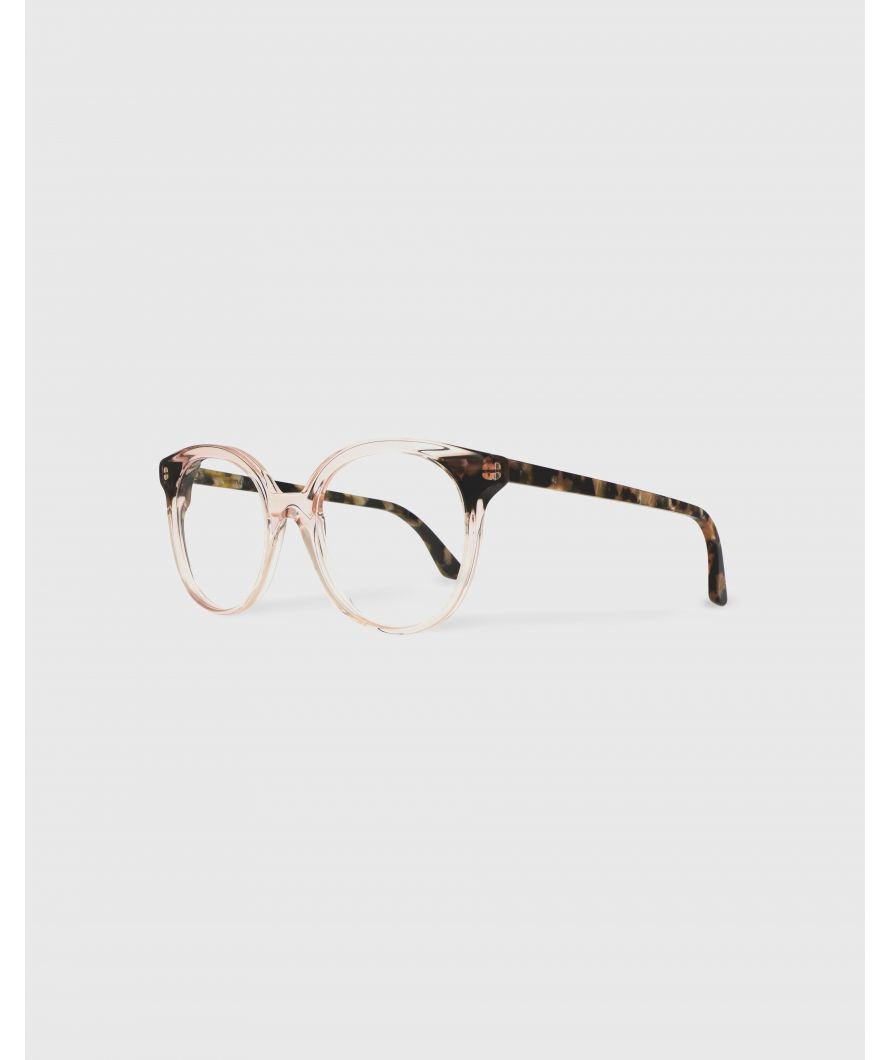 Butterfly optical frames in acetate