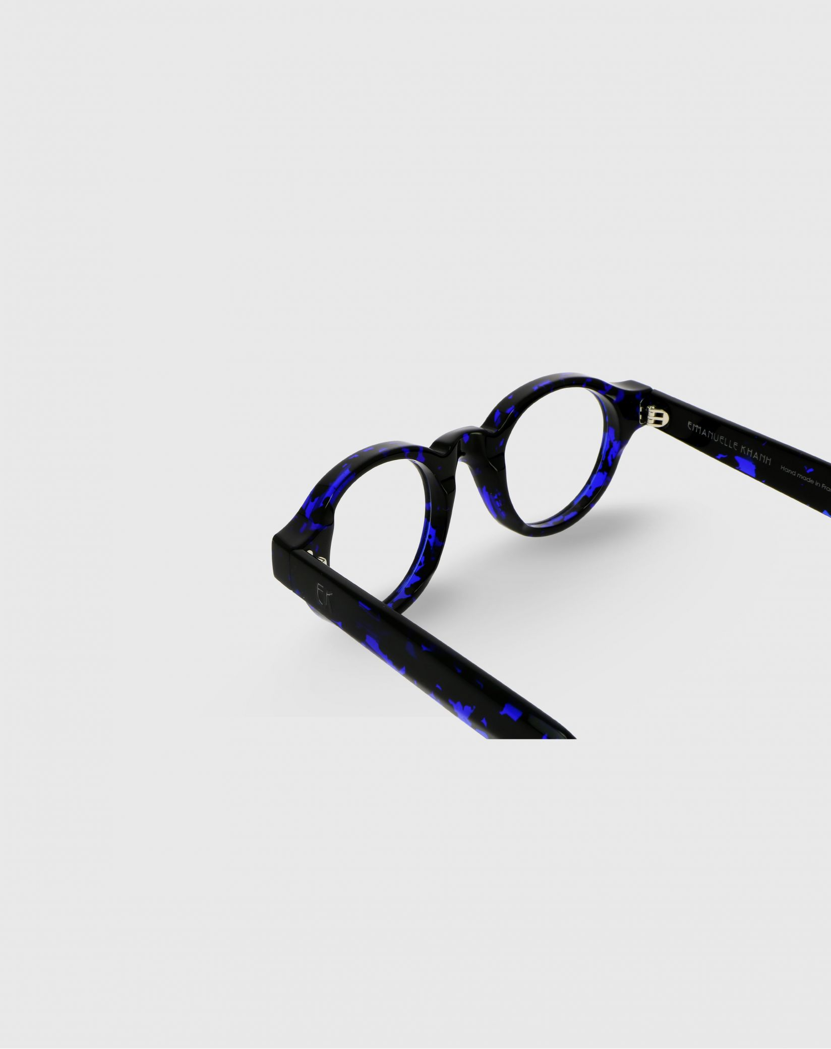 Round optical frames in acetate